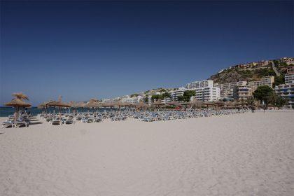 Santa Ponsa Beach